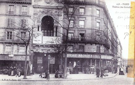 700 Théâtre des Gobelins