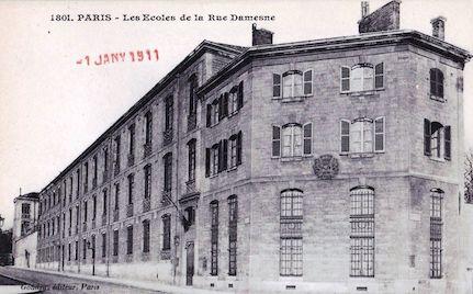 709 Les Ecoles de la rue Damesne