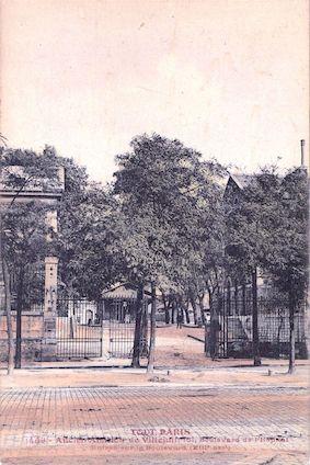 718 Ancien Abattoir de Villejuif 151 Boulevrd de l'Hôpital