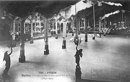 750 Bullier. Le plus ancien, le plus grand bal de Paris (1847-1907)