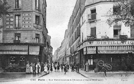 761 Rue Vandrezanne à l'avenue d'Italie
