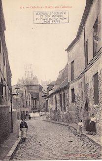 772. Ruelle des Gobelins en aout 1904