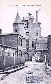 778.  Château de la Reine Blanche