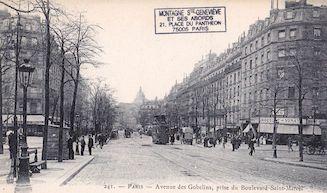 779.  Avenue des Gobelins