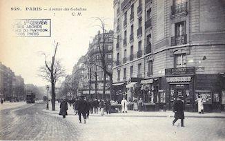 781.  Avenue des Gobelins