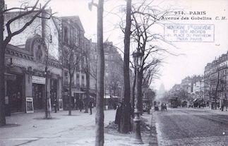 791.  Avenue des Gobelins