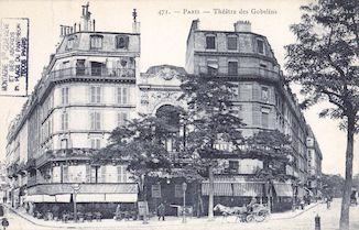 798.  Théâtre des Gobelins