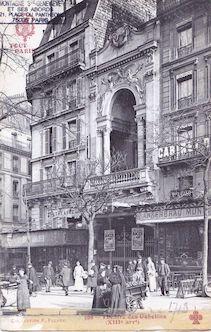 799B.  Théâtre des Gobelins