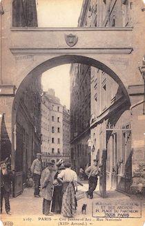 807.  Cité Jeanne d'Arc, rue Nationale