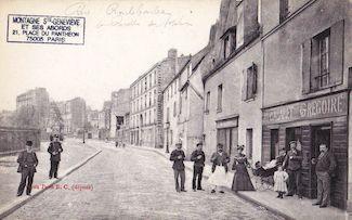 812. Rue Croulebarbe