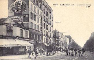818. Avenue de Choisy