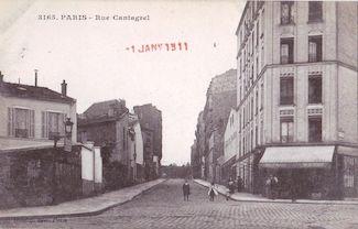 819.  Rue Cantagrel