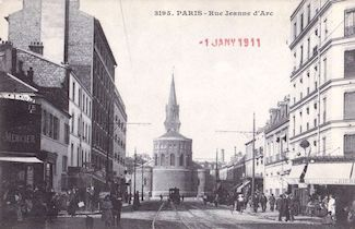 826. Rue Jeanne d'Arc