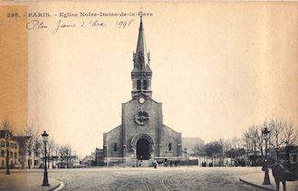 833.  Eglise Notre Dame de la Gare