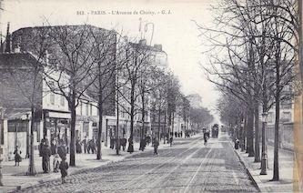 837.  Avenue de Choisy