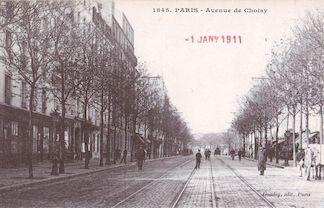 839. Avenue de Choisy