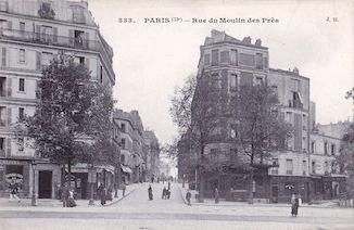841. Rue du Moulin des Prés
