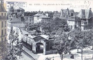 849. Maternité de Port Royal - Vue générale