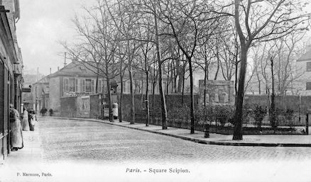 869 Square Scipion