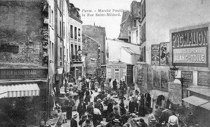 871 Marché Pouilleux de la Rue Saint-Médard