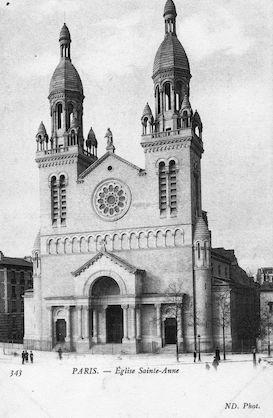886 Eglise Sainte-Anne