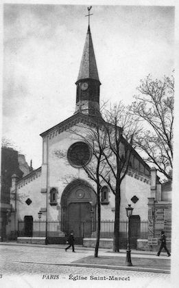 887 Eglise Saint-Marcel