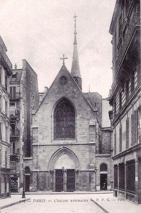 891 L'église Roumaine