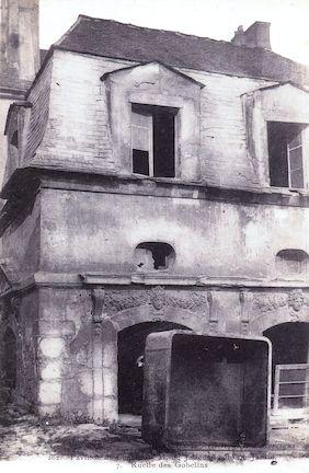 892 Le pavillon de chasse de M. de Julienne