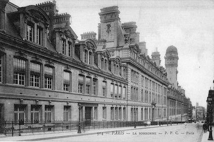 893 La Sorbonne