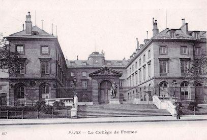 897 Le Collège de France