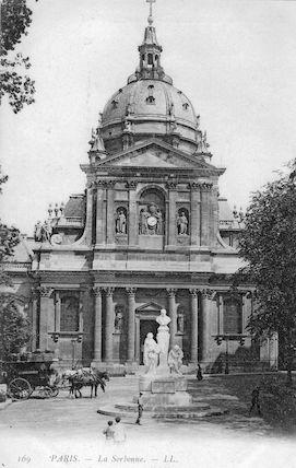 900 La Sorbonne