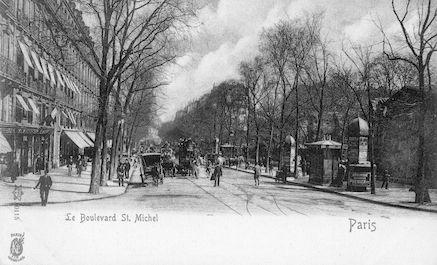 904 Le Boulevard St. Michel