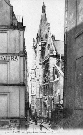 908 Eglise Saint Séverin