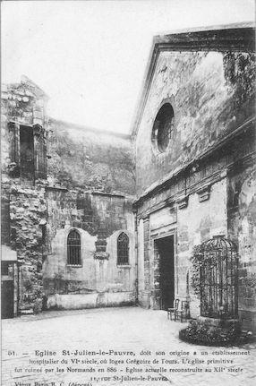 917 Eglise-St-Julien-le-pauvre