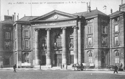 946 La Mairie du Vè arrondissement