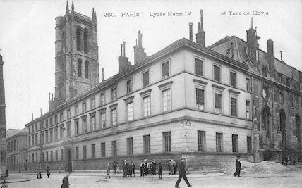 948 Lycée Henri IV et Tour de Clovis