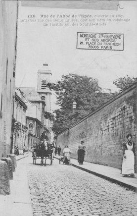 95  Rue de l'Abbé de l'Epée