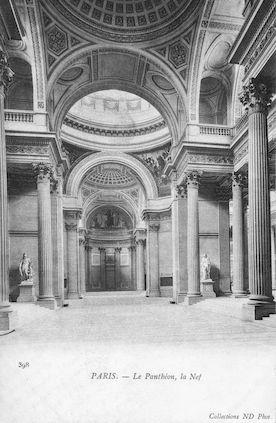 955 La nef du Panthéon