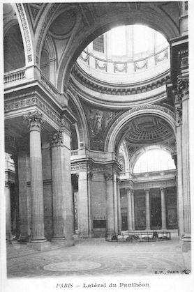 957 Latéral du Panthéon
