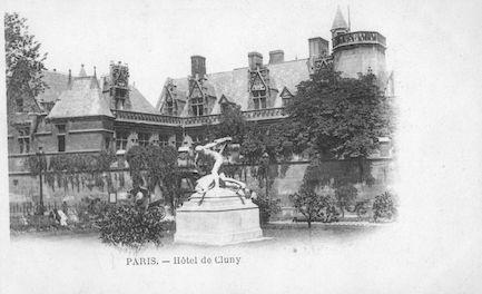 959 Hôtel de Cluny
