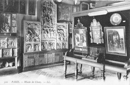 968 Musée de Cluny