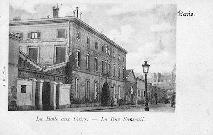 973 La Halle aux cuirs, rue de Santeuil