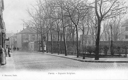 978  Square Scipion