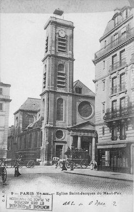 99 Eglise St Jacques-du-Haut Pas
