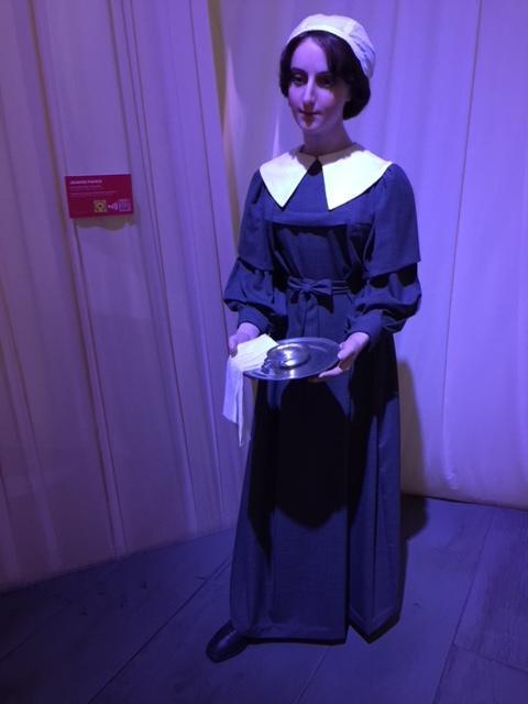Jeanne Mance#1-J.C Goulon-Musée Grévin-Montréal