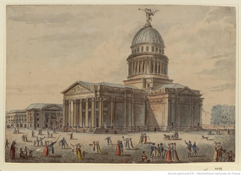 ➢Panthéon-Demachy, Pierre-Antoine (1723-1807)