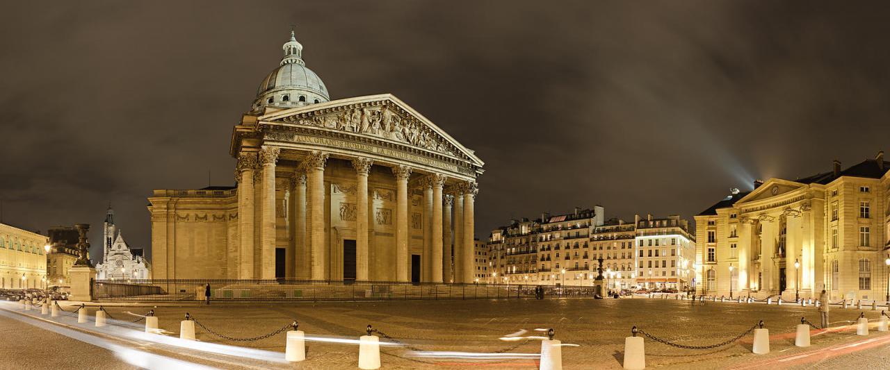 ➢Place-du-Panthéon