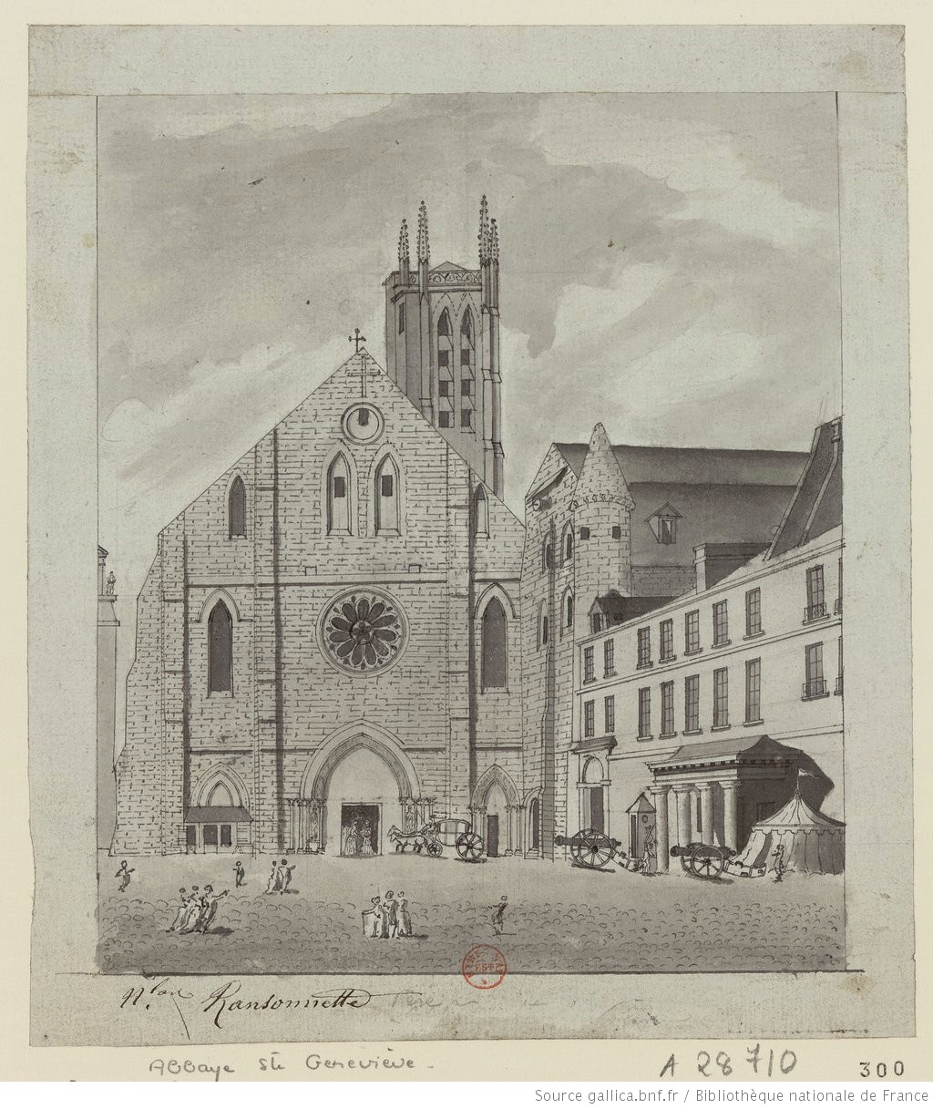 ➢Ransonnette, Nicolas (1745-1810)