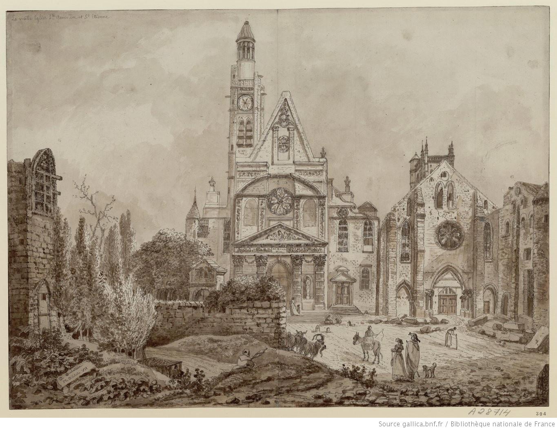 ➢SteGeneviève-StEtienne-Destours, Denise-1807