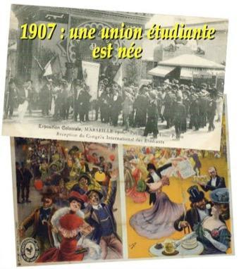 Les e tudiants belle epoque